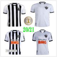 2020 2021 Atletico Mineiro Soccer Jerseys # 13 Auto Truck 10 R.Oliveira 9 V.chara Cazares Personalizzato 20 21 Casa Away Camicia da calcio