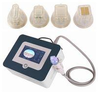Portable FRACTIONAL RF Machine de microSedeDle Machine faciale Gold Micro aiguille Sécurité Stretch Mark Traitement de la peau Serrez le système