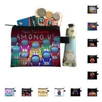 2021 게임 지갑 동전 지갑 카드 홀더 지퍼 지갑 여성 파우치 아이 귀여운 만화 애니메이션 지갑 토트 스토리지 키 가방 DHL E121410