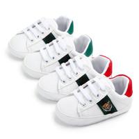 Zapatos para bebés para niñas zapato suave primavera zapatillas de deporte para bebés infantiles blancos zapatos recién nacidos Primer andador