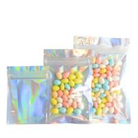 skittle Rainbow Candy Resealable Smell Proof Bags Foil Pouch...
