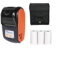 Drucker GOOJPRT Gewerblicher Thermaldrucker Mini-Empfang Bill Kitchen Restaurants ELS Druckmaschine Imprimante 58mm1