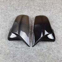 B-MW F39 F48 F49 F52 G29 ABS 자동차 부품 Cap Rearview Cover 용 실제 탄소 섬유 사이드 자동차 미러