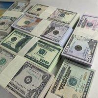 Hot Prop dinheiro falsificado BWXU TV 5 LA-027 100 DINHEIRO FAKE 10 E APROPS BAR FILME 50 Dollar Bileto 20 Atmosfera Dinheiro Dinheiro Bileto F aqks