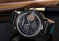 Haute Qualité Nouvelle Mode Lady Lady Montre Top Famous Femme Men Quartz Montre-Bracelet Big Cadran 45mm Acier inoxydable Full Diamonds