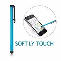 شاشة تعمل باللمس بالسعة القلم ل iPad Air 2/1 Pro 10.5 Mini Touch Pen for iPhone الهاتف الذكي اللوحي