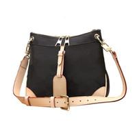 الجملة حقيبة تسوق دلو الجلود أزياء المرأة الرباط حقيبة الكتف حقيبة محفظة محفظة حقيبة المرأة