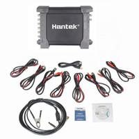 Hantek 1008c / 1008a 8 canales Generador programable 1008C Osciloscopio automotriz Digital Multime PC Almacenamiento Osciloscopio USB