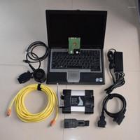 Strumenti diagnostici per ICOM Next WiFi con software EXPERT MODE 500 GB HDD Windows 7 ISTA / D ISTA / P Laptop D630 4G Pronto all'uso1