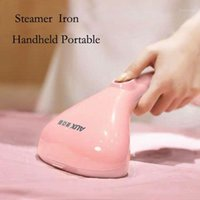 Handy Portable Steamer Iron 2 In 1 Flat Hanging Maquina A Vapor Garment Steamer Travel Household Electric Handheld Iron Steam1