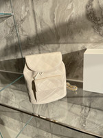 Top Quality Backpack Bag Mulheres Designer Luxo Senhoras Genuíno Mochila Escola de Couro