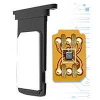 Чип разблокировки SIM GN для iPhone 6S / 7/8 / X Turbo разблокировать полупропуск IOS 14.5 ICCID Mode Phone Card