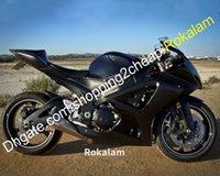 Комплекты обтекателя Body ABS для Suzuki K7 GSXR GSX-R 1000 2007 2008 GSXR1000 07 08 Black ABS Motorcycle Part (литье под давлением)