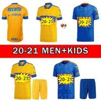 Новый 2021 клуб Футбол Джерси Гуадалахара Chivas Cruz Azul Tigres Uanl Unam Santos Laguna Liga MX Футбол Шир