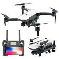 Drones rctown cg028 4k hd 16 megapixel drone aéreo com 5g de transmissão de imagem GPS posicionamento dobrável rc quadcopter