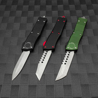 New Style MT Automatic Knife Micor Knives Tech Double Action...