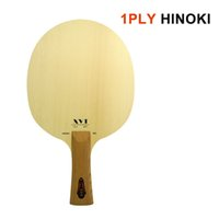 XVT واحدة HINOKI 1PLY HINOKI 800 الجدول تنس مجداف / تنس الطاولة شفرة التنس + 201116