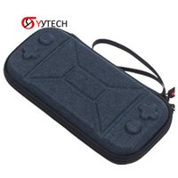 Bolsa de almacenamiento de la caja fuerte de Syytech para el interruptor de Nintendo Mini NS Lite Console Accesorios