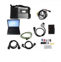 V2020.09 MB SD Connect C5 Star Diagnostic avec 256 Go SSD Software Plus Lenovo T410 4GB Ordinateur d'occasion avec DTS Monaco Vediamo