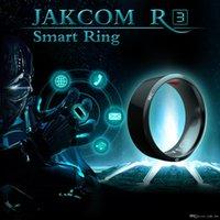Lord of the Rings Drei Generationen von R3 Smart Ring Magic Ring NFC Neuheit Digitale Produkte Tragen Armband-Bursts des Außenhandels