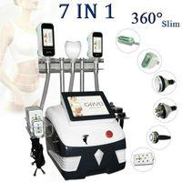 360 máquina de gordura cavitação portátil 360 cryolipolysis cavitação rf gordura corporal reduz a máquina de emagrecimento de congelamento gordura à venda