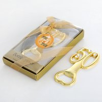 Boda Gift Gift Metal Beer Bottle Abrebet Diamond Number 50 Creative Cortscrew Bar Cocina Herramienta Regalos Paquete