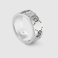 Fashion 925 Sterling Silver Mosanne Anelli Bag Ring for Stag and Stag Fiestas Prometed Champion Jewelry Lover Caja de regalo