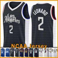 3 Paul Karl-Anthony Towns Kawhi Clipper 2 Leonard Los \ Rangeles \ RLA \ RLIPPER Jersey de basketball 2020 2021 Nouveau Chris Anthony 1 Edwards