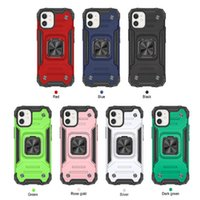 phone case For phone 7 8 11 pro max 12 pro max samsung A10 A20 A50 A51 A71 J2 pro shockproof Ring Stand case