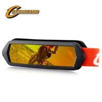 CycleGear 수평 스크린 고글 Motocross 안경 모터 자전거 사이클링 Gafas Lunette Moto CG17