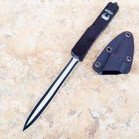 MAKORA II PLUS VENUM 440C lâmina dupla ação tática automática auto canivete bolso dobrável edc camping knifes caça facas ferramenta de bolso