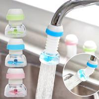 360 grad einstellbar Wasserhahn Verlängerung Filter Dusche Wasserhahn Badezimmer Wasserhahn Extender Home Küche Zubehör