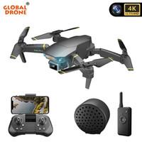 Global DRONE GD89 Pro Drone HD 4K mit Kamera RC Hubschrauber DRONE 360 Grad Flip Faltbare Quadcopter DRONE VS E58 S9W Dropship 201208