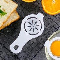 Uovo bianco separatore uovo tuorlo separazione uovo lavorazione di cucina essenziale gadget alimentare materiale materiale per la famiglia famiglia spedizione gratuita yys3291