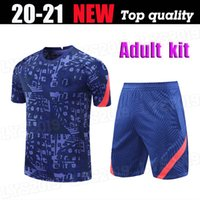 2020 Traje de entrenamiento Traje Kante Pulisic Giroud Abraham Willan Soccer Jerseys 2021 Jorginho Mount Werner Lampard Odoi Cheek Football Shirt