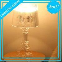 아크릴 크리스탈 침대 led 국 램프 드 메사 파라 엘 Dormitorio 테이블 woonkamer bedchamber 램프 E27