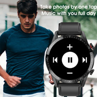 Android Call IP68 Watch Smart Inteligente Sport Bluetooth Waterproof Heart Rate Smartwatch Reloj Monitor For 2020 IOS Vkukp