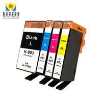 Cartuccia d'inchiostro compatibile 903 903xl per HPS OfficeJet Pro 6950 6960 6961 6963 6964 6965 6970 6975 6970 6975 Stampante 903 Ink1