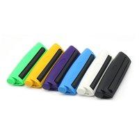 Plastik El Haddeleme Makinesi Sigara Tütün Rulo 110mm 78mm Kağıtları Haddeleme Koni Enjektör Makinesi Sigara Boru Kuru Herb Öğütücü