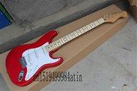Spedizione gratuita Nuovo arrivo di alta qualità chitarra elettrica elettrica Eric clapton Stratocaster Guitar elettrico