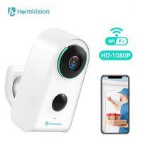 Cámaras Heimvision HMD3 1080P Seguridad inalámbrica Cámara IP Batería interior Recargable Powered WiFi Home1