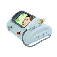 Dispositivo per il trattamento dell'acne 4D RF 3.6 Frequenza radiofrequenza multistrato Bellezza Dermaroller Microneedle Radiofrequency Mini