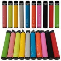 좋은 맛 거 대 한 증기 800 퍼프 바 플러스 일회성 전기 담배 퍼프 vape 펜 큰 vaper 큰 흡연 기화기 구매 대량