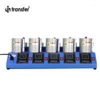 Impressoras i Transfiro Cortador Multifuncional e Dispensador Single Controller 5 em 1 Caneca Digital Sublimação Heat Press Impressora HPM051