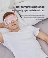 Knöchelunterstützung 5D Smart Airbag Vibration Eye Massagegerät Portable Protector Compress Bluetooth Verbessern der Augensicherung Ermüdung