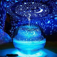 USB Crystal Night Lamp Proyector 500ml Humidificador de aire Difusor de escritorio Difusor Ultrasónico Mist Maker LED Luz para el hogar