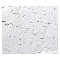 Blank Sublimation A4 Jigsaw Puzzle con 120 pezzi FAI DA TE Heat Press Transfer Prafts Puzzle SQCOKW HairClipperShop
