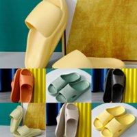 MCT Tasarımcı Marka Sandalet Moda Kravat-Boya Büyük Yüksek Kaliteli Dener Terlik Kadınlar Kutusu Ile Lüks Çiçek Baskılı Kadın Unisex Beach Flip