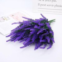 Simulation Lavender Plastic Flower Provencal Style Home Furnishing Decoration Flower