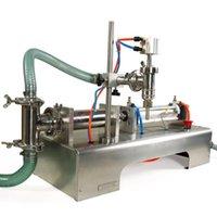 진공 식품 씰링 기계 자기 빨아, 석유, 주스, 물, 향수 (50-500ml)에 대한 반자동 액체 충전